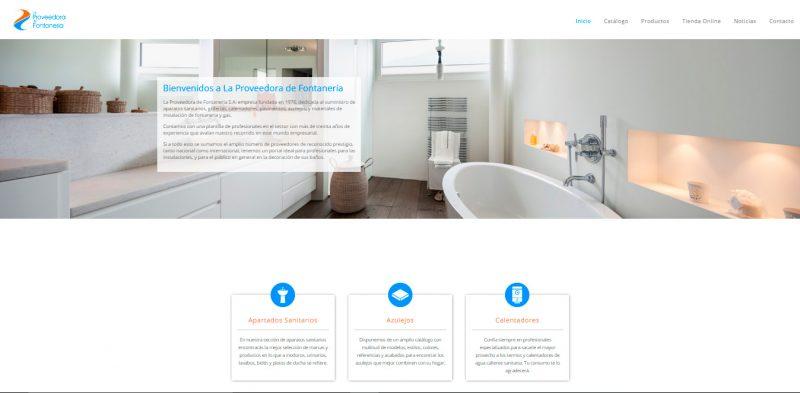 ¡Bienvenido/a a la nueva web de La Proveedora de Fontanería! - La Proveedora de Fontanería